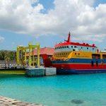 Pelabuhan atau Dermaga di Pulau Nusa Penida