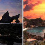 Tempat wisata sunrise di Nusa Penida