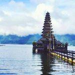 Objek wisata Pura Jati Batur