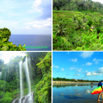 Objek wisata setiap Kabupaten di Bali