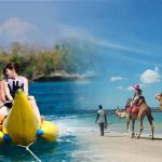 Paket Watersport - Naik Unta Tour