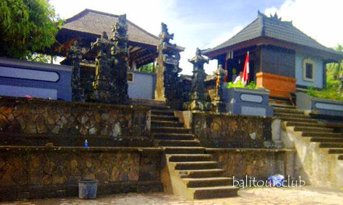 Sejarah Pura Lempuyang Luhur