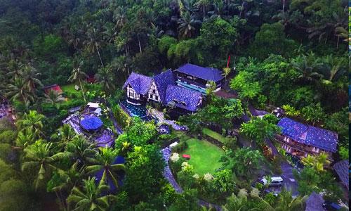 Bale Tudor Cultural Adventure di Bongkasa Bali