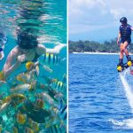Watersport di Gili Trawangan