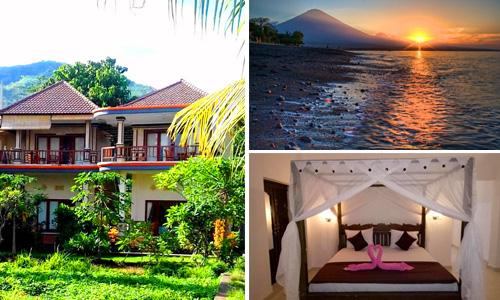 Hotel Murah di Amed