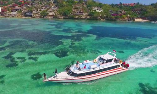 Jadwal dan harga speed boat dari Bali ke Nusa Lembongan