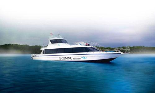 Jadwal speed boat dari Sanur Bali ke Ke Nusa Penida