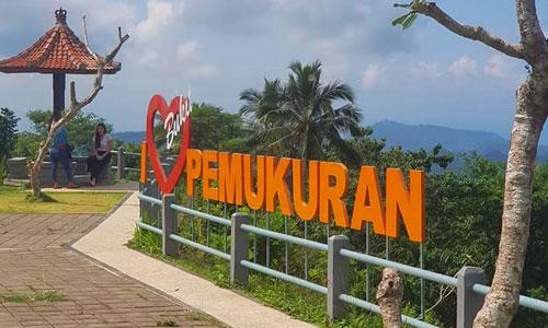 Objek wisata Pemukuran Hill Karangasem