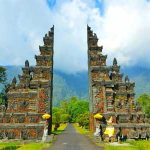 Bali Handara Iconic Gate di Pancasari