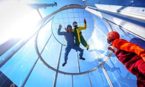 Fly Station Bali - Indoor Skydiving