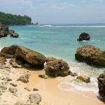 Pantai Pemutih di Pecatu