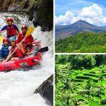 Paket Ayung Rafting – Kintamani Tour