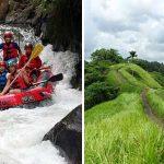 Paket Ubud Tour dan Ayung Rafting