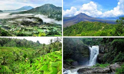 Pinggan Sunrise Tour Bali
