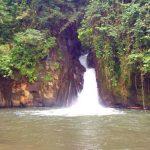 Air Terjun Penikit di Belok Sidan Badung