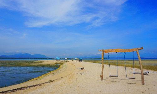 Pantai Gili Putih Sumberkima Buleleng
