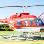 Tour, sewa dan carter helicopter bersama Air Bali
