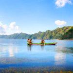 Toya Devasya dan watersport di danau Batur