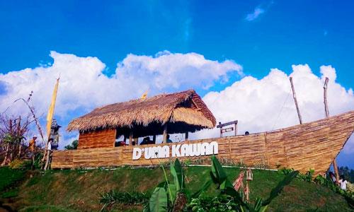 Uma Kawan Kerambitan di Tabanan Bali