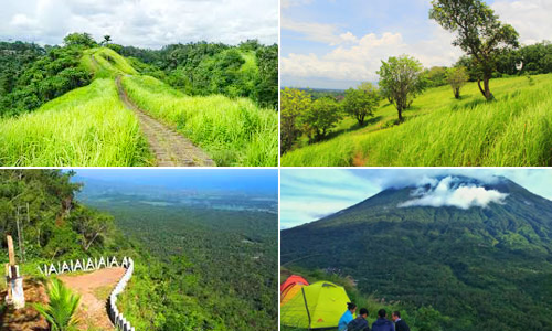 Wisata Bukit Instagramable di Bali