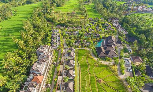 Desa Visesa di Suweta Ubud