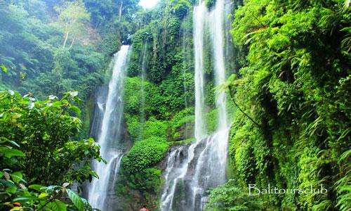 Objek Wisata Alam di Bali