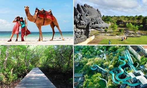 Objek wisata di Bali dekat Bandara Ngurah Rai