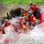 Rafting di Ubud Bali