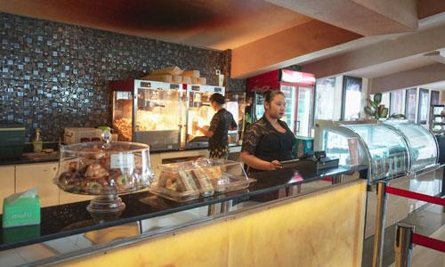 Tempat camilan di Denpasar Cineplex