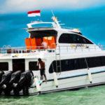 Yamuna Express Fast Boat