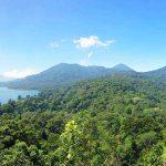Danau Kembar di Bali