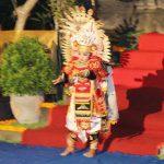 Tari Bali untuk anak-anak