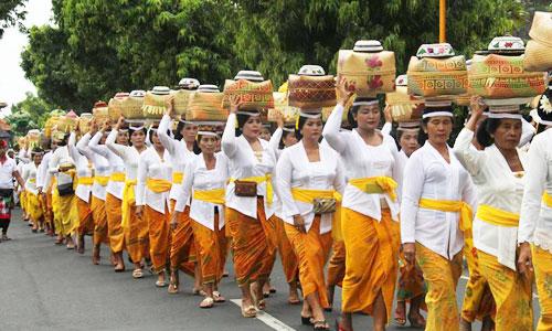 Budaya di Peliatan Ubud