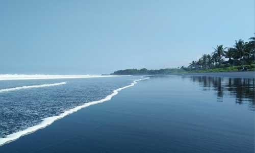 Objek wisata pantai di Tabanan Bali