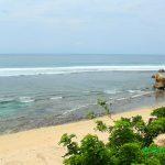 Tempat wisata alam pantai tersembunyi di Bali