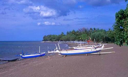 Tempat wisata pantai di Buleleng - Bali Utara