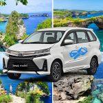 sewa mobil di Nusa Penida lebih mahal dibandingkan Bali