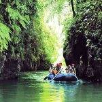 Sungai di pulau Bali
