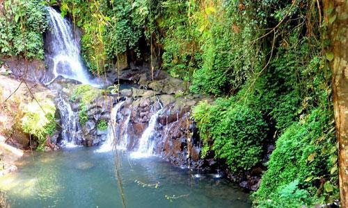 Air Terjun Taman Sari di Gianyar Bali