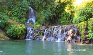 Air terjun Taman Sari di Gianyar