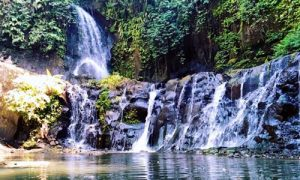 Taman Sari Waterfall di Gianyar Bali