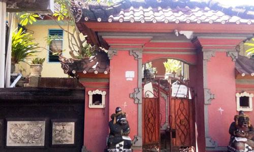 Rumah kost di Denpasar Bali