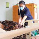 Perawat home care di Bali – Pendamping jaga di rumah sakit